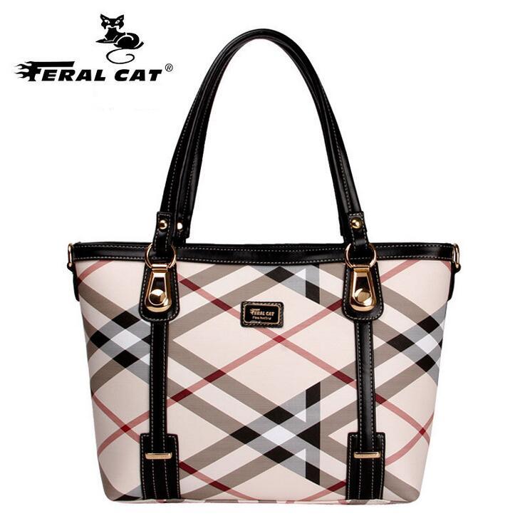 FERAL CAT women handbag luxury women bags leather handbags brand womens messenger bags shoulder bag<br>