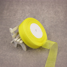 Buy 50 Yards/roll 20mm Organza Ribbon Christmas Birthday Gifts Wrapping Decoration DIY Bows Ribbons Free 3/4'' for $2.44 in AliExpress store