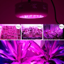 New Arrival 300W Full Spectrum UFO Plant Grow Light 30 LED Growing Lamp For Indoor Plants Hydroponics System Grow lamp
