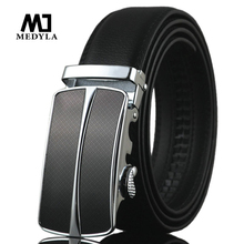 2017 New Arrival Men Automatic Buckle Brand Designer Leather Belt  Business Belt Mens Strap High Quality and Luxury Cummerbund