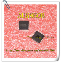 5PCS/10PCS AU6860B AU6860 LQFP-48 MP3 audio decoder chip(China)