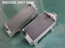 high performance 40mm L&R aluminum alloy radiator for Suzuki RM-Z450 RMZ450 RMZ 450 2007 07(China)
