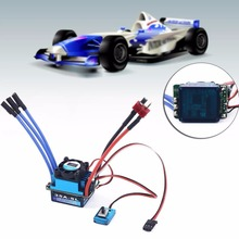 Racing 35A ESC Brushless Electric Speed Controller For 1:12 1:10 RC Car Truck