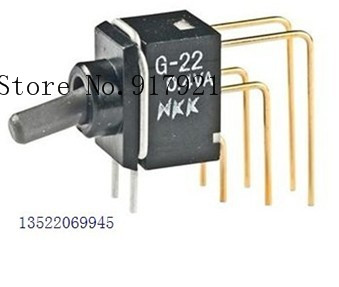 [ZOB] Japans NKK day open sealed toggle switch G-12AV switch G-12 subminiature toggle switch waterproof switch  --10pcs/lot<br><br>Aliexpress