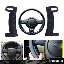 Car-styling Universal Wireless Car Steering Wheel Button Remote Control For Stereo DVD GPS(China)