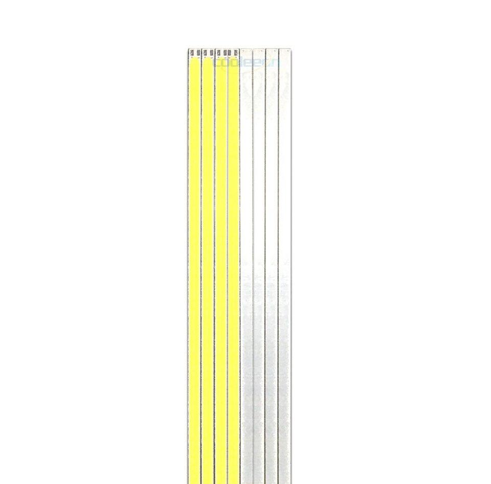 600x6mm LED Light Strip 60cm 12V 20W 3000K 6500K White Color COB LED Bar Lights for Car Lighting Bulb House Work Lamp DIY (5)
