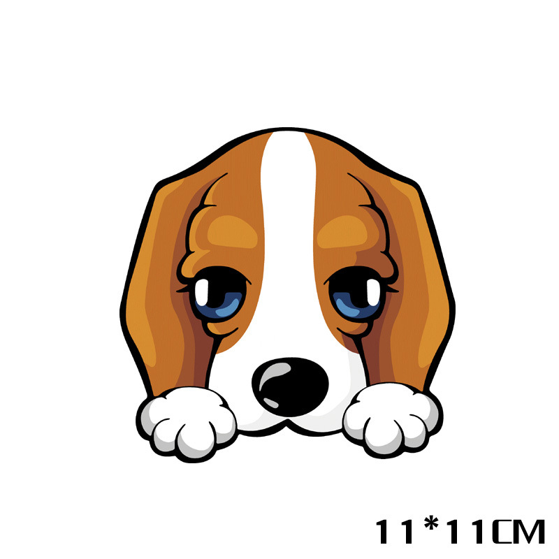 A House is Not a Home Without a BEAGLE Decal Sticker Pet Animal Lover