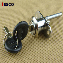 Drawer lock three chain conjoined lock front lock three chain head furniture lock