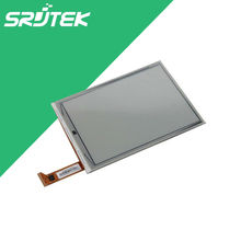 "High Quality 6"" Inch ED060SCF LCD Display for Amazon kindle 4 Ebook Reader Glass Panel Replacement Parts"