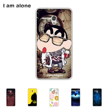 Soft TPU Silicone Case For Alcatel Pop 3 (5.5)  5.5 inch Cellphone Cover Mobile Phone Protective Skin Mask Color Paint
