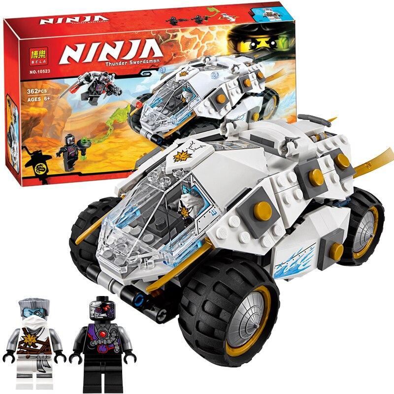 BELA 10523 Tumbler Phantom ninjagoes Building Blocks toys model Future Knights toy set compatiable<br><br>Aliexpress