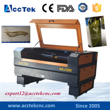 Reci laser tube cnc laser cutting plywood 1390 laser cut rotary attachment Co2 laser(China)