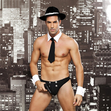 Buy Men Sexy Costumes Hot Erotic Sexy Police Officer Cowboy Cosplay Costumes Role Play Men Halloween Costumes Uniforms