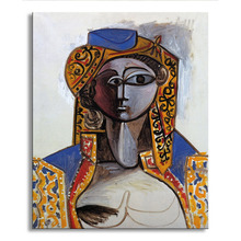 oil Painting Picasso Hd printcanvas painting Photo print painting Prints Wall Pictures for livingRoomPicture GM-044