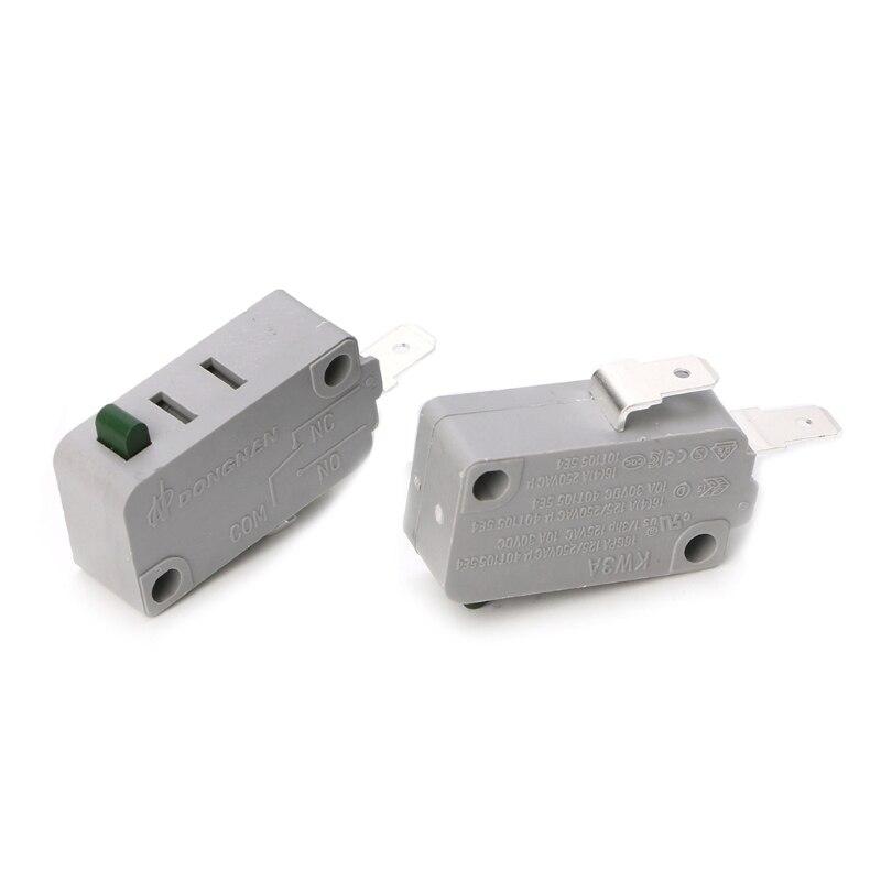 KW3A 16A250V Micro-interrupteur de porte de four à micro-ondes normalement ouver