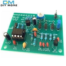 DIY Kits NE555 Multi-channel Waveform Generator Suite Sine Triangle Square Wave Electronic Training Kit