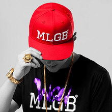 Free shipping baseball cap summer male hat brand women snapback cap man hiphop cap hip-hop black red hat fashion 2016