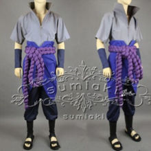 Buy Sasuke Uchiha Shippuden Costume And Get Free Shipping On