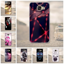 for Samsung Galaxy A5 2016 Case Cover for Samsung Galaxy A5 (2016) A510F Mobile Phone Cases Soft for Samsung A5 A510F A510 5.2""