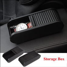 Hot Seal Car Interior Accessories  Storage Box With Sticker Trunk Bags Auto Car Storage Box Organizer Pockets Glove Box
