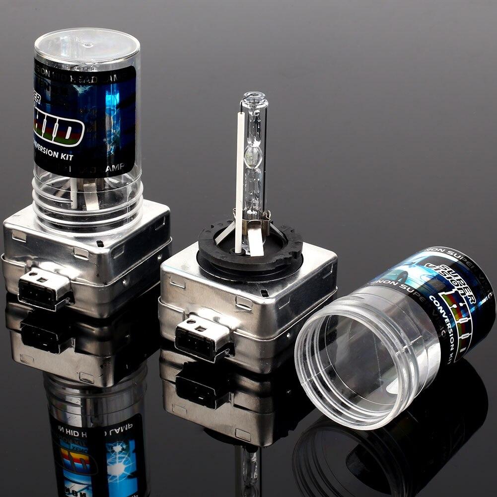 2Pcs D1S/D1R 8000K White HID Xenon Auto Headlight Lamp Replacement 55W<br><br>Aliexpress