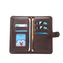Hot Selling For Fly IQ 4402 era style 1 Universal Flip leather wallet cover For Fly IQ 4404 spark/Fly FS401 phone bag case(China)