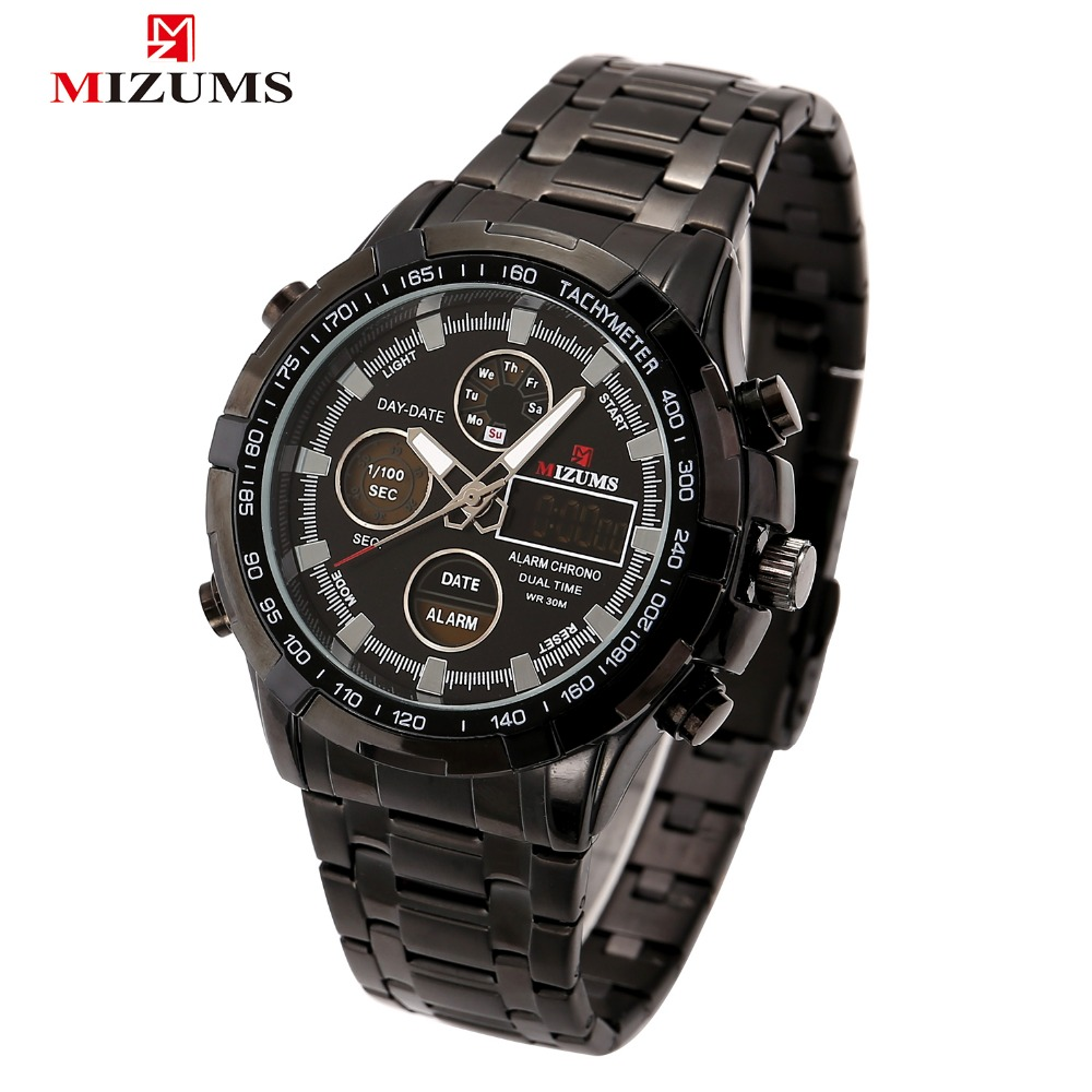 dual time zones mens watches cheap watches (1)