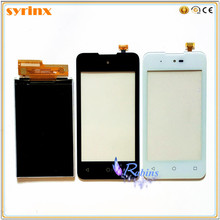 4.0 inch Mobile Phone Touch Panel Sensor For Micromax Bolt D303 Touchscreen + LCD Display Touch Screen Digitizer Front Glass(China)