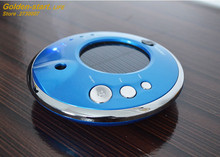 New UFO Car Air Purifier Aromatherapy essential oil Dusting Diffuser Negative Ion Car Electronics Air Cleaner