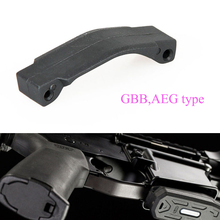 Tactical Black Tan GBB AEG Style Trigger Guard For Outdoor Hunting Paintball Accessory gz33-0185(China)