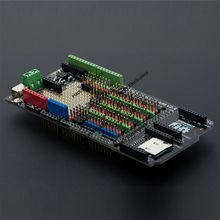 DFRobot Mega Sensor Shield / IO Expansion board V2.4 For Arduino Mega(China)