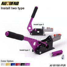 AUTOFAB - HYDRAULIC DRIFT HANDBRAKE HAND BRAKE E-BRAKE DRIFT RACING KIT JDM SPORT For Honda Civic 2006-2011 AF-B11001(China)