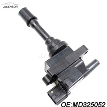 YAOPEI NEW CAR IGNITION COIL MD325052 For 1995-2003 Mitsubishi Lancer 1.8L EVO B2884(China)