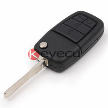 New Uncut Folding Remote Key Fob 315MHz GM ID46 Chip 4+1 Button for Pontiac G8 2008-2009