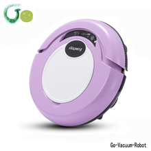 Lithium Battery mini Vacuum cleaner robot low noise,large clean coth (Sweep,Vacuum,Mop) 3in1 cleaner sweeper(China)
