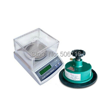 new 100 Sqcm Round Sample Cutter+precision electronic balance scale 600g 0.01g Only 220V(China)