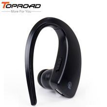 TOPROAD Bluetooth Headset Sound Bass Stereo Earphone Headphone Wireless Earphones Handfree BT4.1 With Mic for iPhone Cellphone(China)
