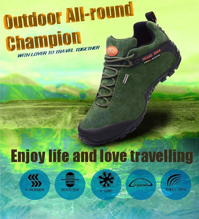 XIANG GUAN Winter Shoe Mens Sport Running Shoes Warm Outdoor Women Sneakers High Quality Zapatillas Waterproof Shoe81285 3