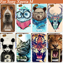 Buy New 2015 Multi Colored Painting Hard Plastic Phone Case Cover Sony Xperia M Dual C1905 C1904 C2004 C2005 Freeshipping for $1.30 in AliExpress store