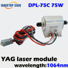 laser module 75w Laser Diode Pump Module 75w/YAG Laser Module 75w /Laser mark machine module/use for mark on metal material(China)