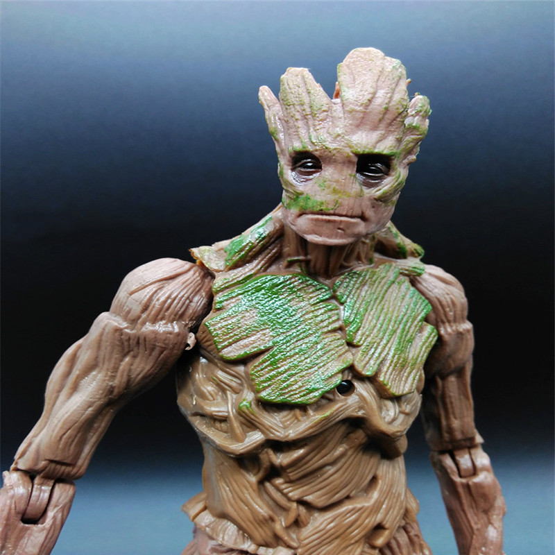 21CM  Guardians of the Galaxy Groot Tree Man Movable dolls Hand to do model toys Decoration suitable for kids over 6 years old<br><br>Aliexpress