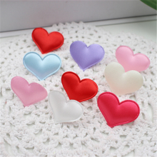 100pcs/lot Love Heart Shaped Sponge Petal For Wedding Decorative Handmade DIY Petals Birthday Table Party Supplies Confetti