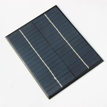 2W 18V Polycrystalline Solar Panel Cell Module DIY Charger 12V Battery 2 - Cooleleparts Center store
