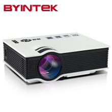Byintek BT400 Cheap Digital uC40 HD 1080P Portable HDMI USB Home Theater Pico LCD LED Video Projector Beamer Projetor Proyector