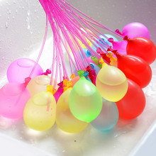 37Pcs/bag Water Balloon Bunch Of Balloon Amazing Magic Water Balloon Bombs Toys Kids Summer Beach Games Party Supplies