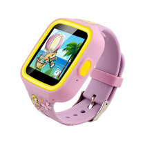 Smartwatch Kids GPS Tracking Watch Support Nano SIM Voice Talk camera tracking Security fence SOS for Help pedometer Hide period