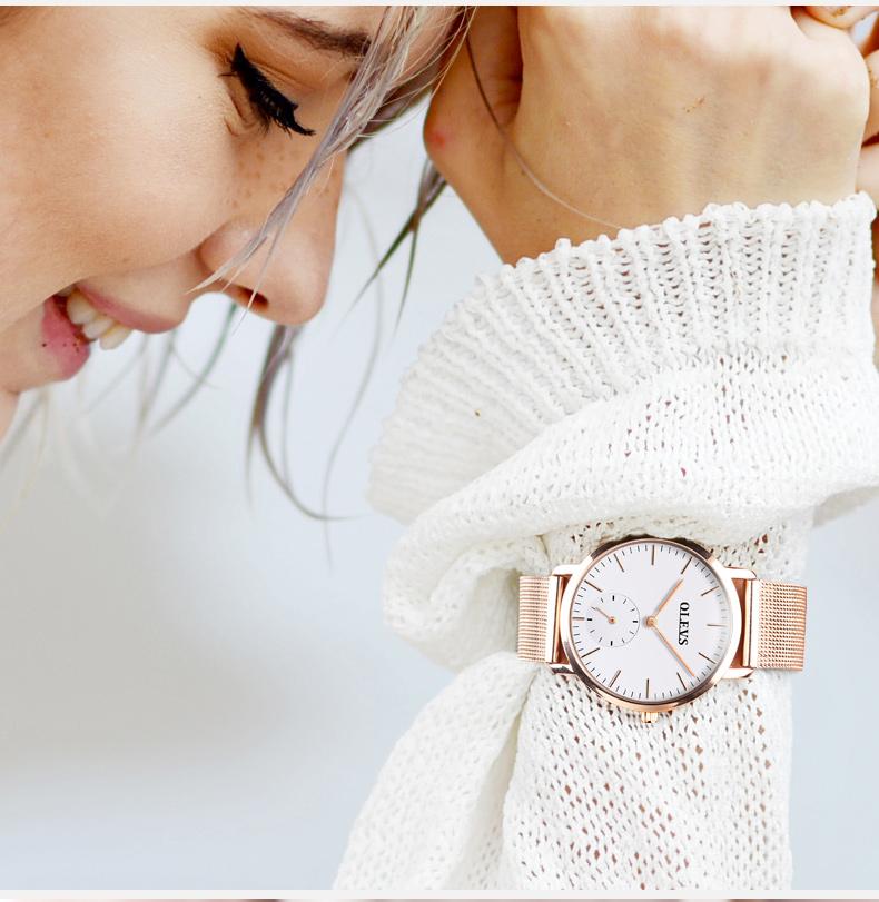 HTB1G 5DSpXXXXbBXpXXq6xXFXXXY - OLEVS Luxury Watches Women's Rose Gold Casual Quartz Watch Stainless Steel Watch Water Resistant Clock relojes hombre 2017 saat