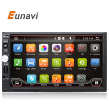 Universal 2 din Android 6.0 Car player GPS+Wifi+Bluetooth+Radio+quad core CPU+DDR3+Capacitive Touch Screen+car pc+audio