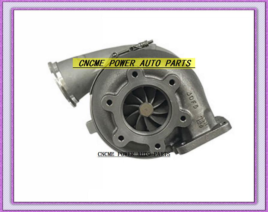 GT42 GT4292 Oil Cooled Turbo compressor AR .60 turbine 1.05 AR 1000HP T4 6 Bolt Turbine Turbocharger (4)