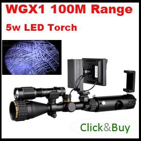 WGX1 100M Range